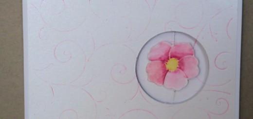Spinner, flower